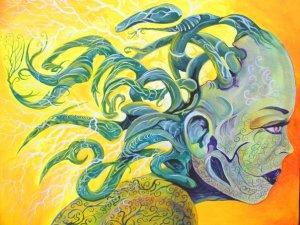 Painting by Scott Middlehurst